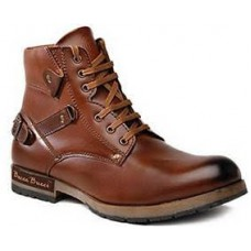 Deals, Discounts & Offers on Foot Wear - Bacca Bucci Brown Men Boots at Rs 885 only