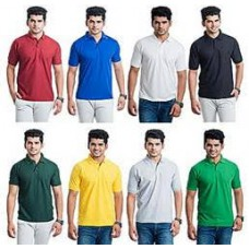 Deals, Discounts & Offers on Men - Eprilla Combo Of 8 Men T-Shirts at Rs 1249 only