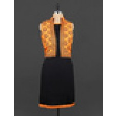 Deals, Discounts & Offers on Women Clothing - sleeveless kurta with block print kurta