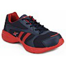 Deals, Discounts & Offers on Foot Wear - Sparx Blue & Red Men Sports Shoes at Rs 897 only