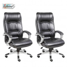 Deals, Discounts & Offers on Accessories - Buy 1 High Back Executive Chair Get 1 Free